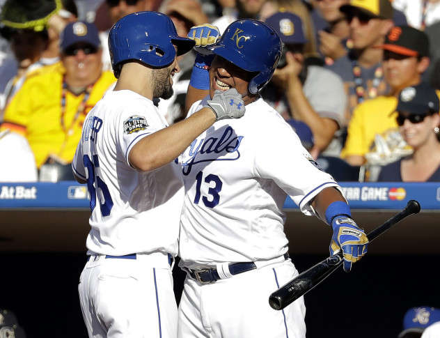 Eric Hosmer Named All-Star Game MVP As AL Wins