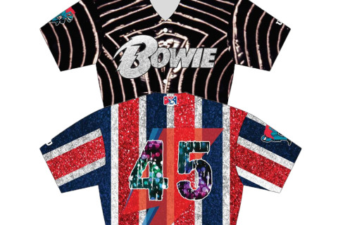 Bowie Baysox to pay tribute to David Bowie