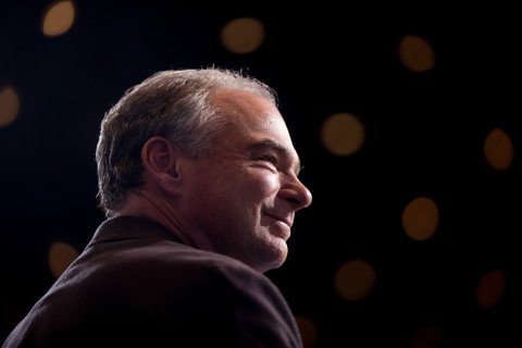 Tim Kaine says he's no Bob McDonnell when it comes to gifts