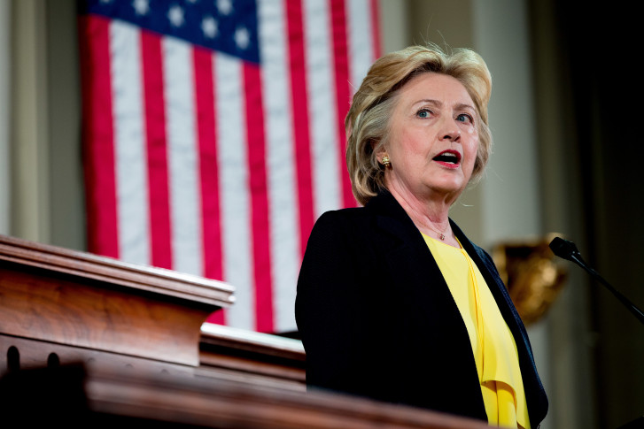 Clinton says she will pick `very qualified' VP candidate