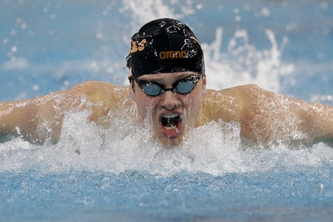Jack Conger: Swimming phenom joins rich DC tradition