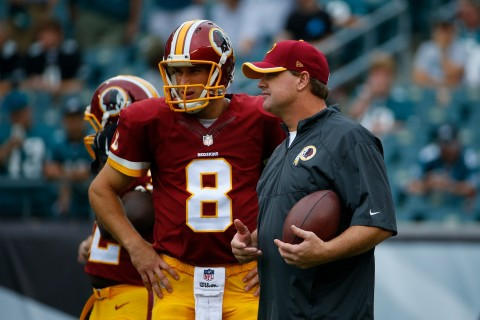 Redskins kick off training camp in Richmond with plenty of optimism