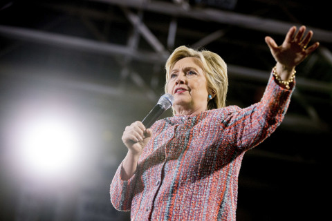 New poll gives Clinton 6-point lead in Virginia