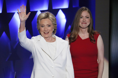 Day 4: Speeches at the Democratic National Convention