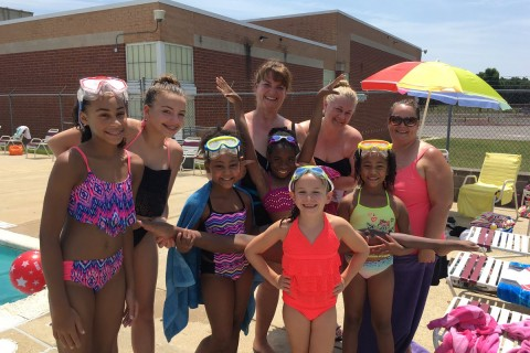 Residents take advantage of extended hours at Charles Co. pools