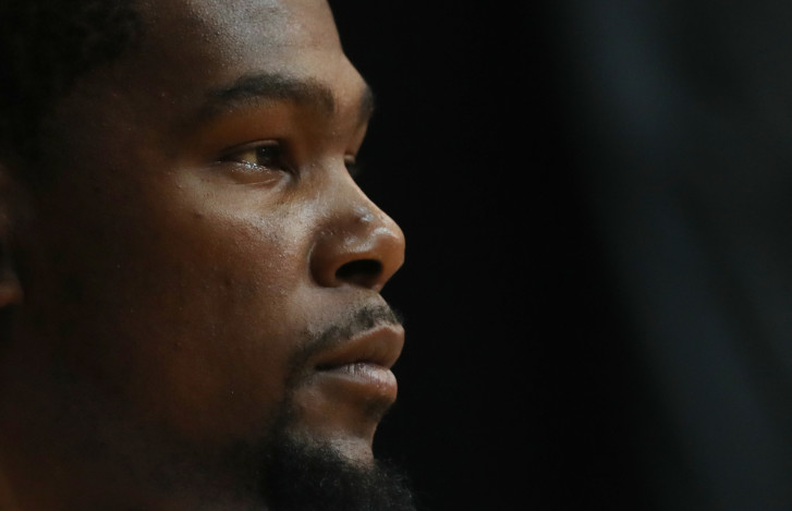 Kevin Durant Compliments Staples Center Crowd, Doesn't Realize He Got Booed