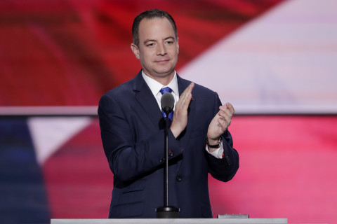 Reports: Priebus will serve as Donald Trump's chief of staff