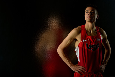 Centrowitz follows father's footsteps as he looks to forge golden legacy