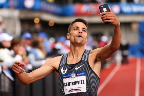 Md. native Centrowitz joins Team USA, qualifies for Olympics in Rio