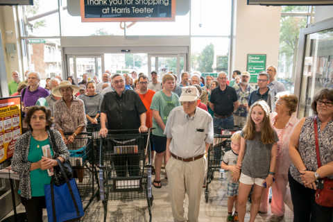 Harris Teeter is first downtown Falls Church grocer in three decades