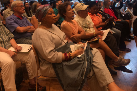 Report cards from Montgomery Co. residents on race relations differ