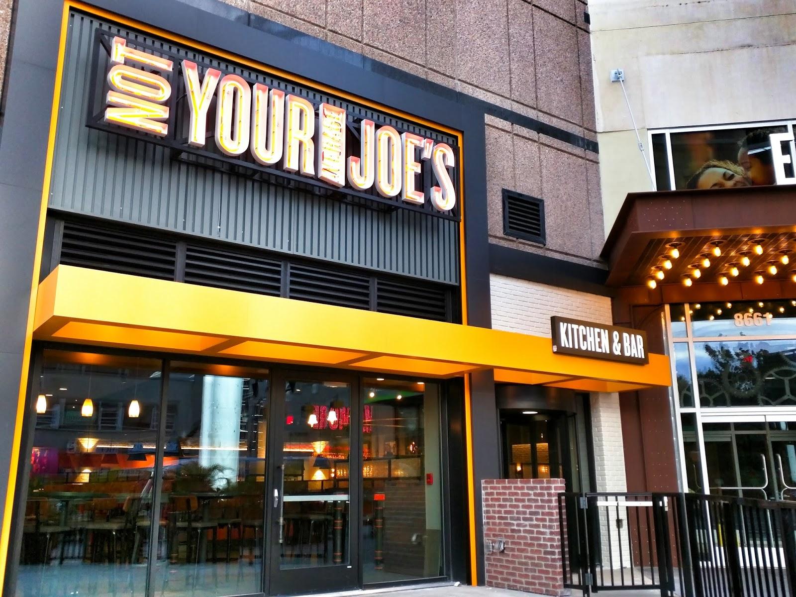 Average Joe S Restaurant