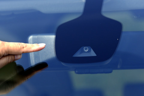 AAA tests: Not all self-braking cars designed to stop