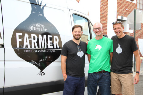 The farmers market, delivered to your door
