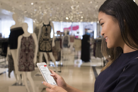 Bethesda Macy's to test artificial intelligence shopper's app