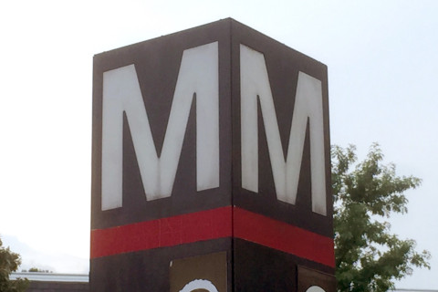 Official: 'Childish' dispute led to near-miss on Metro tracks