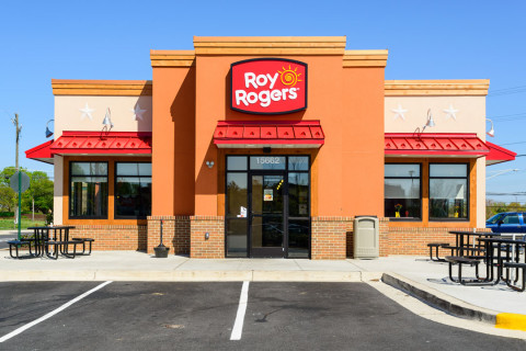 Cops eat for free all week at Roy Rogers