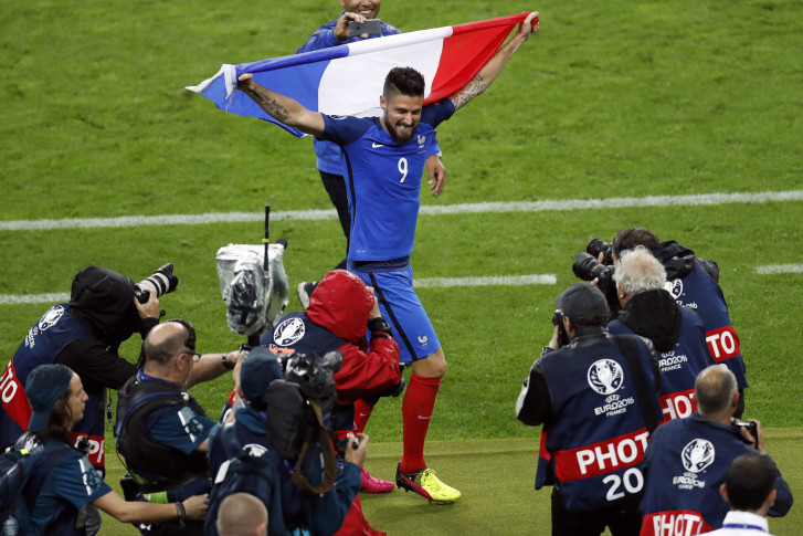 Dimitri Payet hails France Euro 2016 performance as best yet