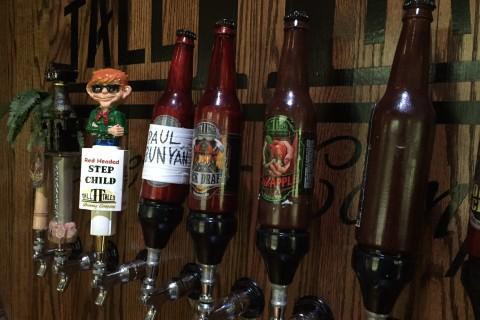 Craft beer brewers abound beyond the Bay Bridge