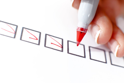 7 items for your retirement checklist