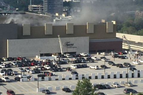Stores, restaurants closed after fire at Tysons Corner Center