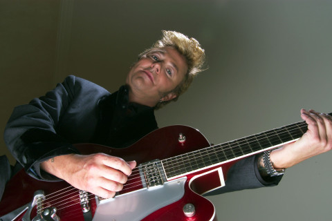 Brian Setzer Orchestra brings 'Christmas in July' to Warner Theatre