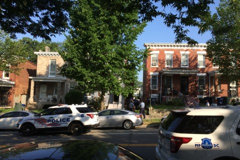 Man crushed by car in DC