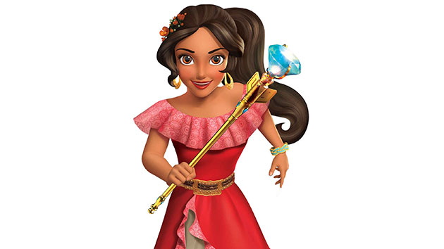 Elena of Avalor: Disney's newest princess soars in trailer
