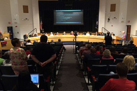 Proposal introduced for group to rename J.E.B. Stuart High School