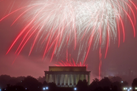 DC's July 4 rundown: Scheduled events, road closures around the Mall