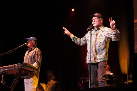 Beach Boys bring good vibrations to the NSO at Kennedy Center