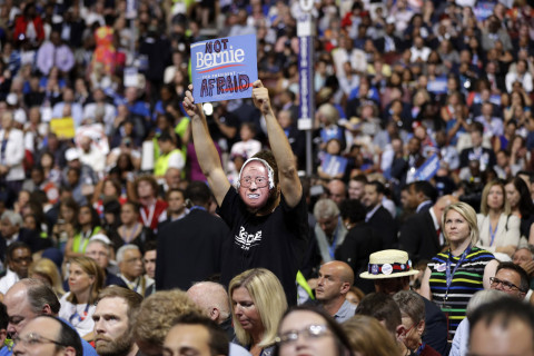 Hecklers Lash Out at DNC Speakers