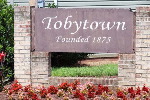 Historic Tobytown eagerly awaits much-needed bus service