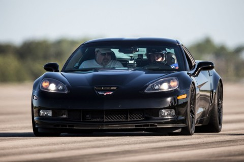 Rockville company's electric car zooms to 205 mph