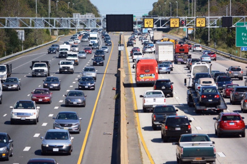 Va. transportation secretary defends I-66 toll overrun