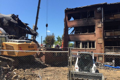 NTSB sets hearing on cause of gas explosion at Silver Spring apartment