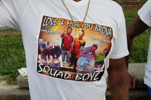 Community remembers young Md. rapper who was shot, killed