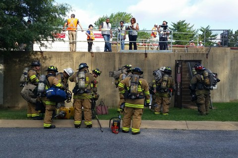 Metro hits the water for sixth emergency response drill