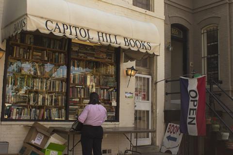 WTOP Top 10: Best Bookstore