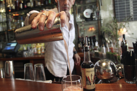With bourbon on the rise, a cocktail to celebrate its success