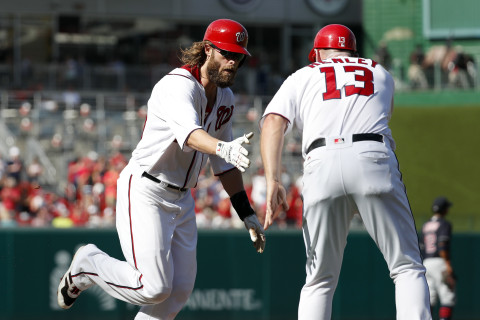 Werth leads Nationals' outburst in 7-4 win over Indians