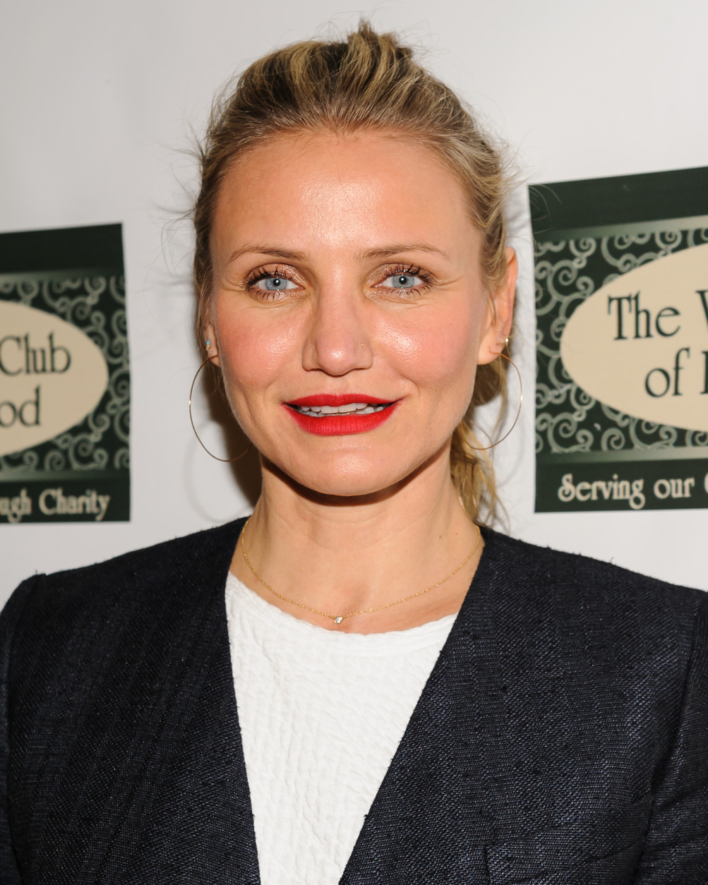 """Actress Cameron Diaz attends a book signing to promote her new book, """"Longevity Book"""", at Bookends on Thursday, April 7, 2016, in Ridgewood, N.J. (Photo by Christopher Smith/Invision/AP)"""