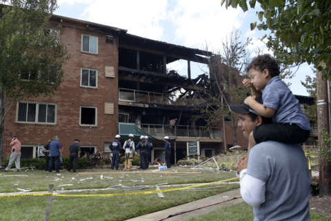 Confusion surrounds debit cards for Silver Spring fire survivors