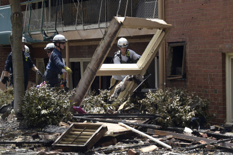 Officials closer to ID'ing bodies in Silver Spring apartment explosion