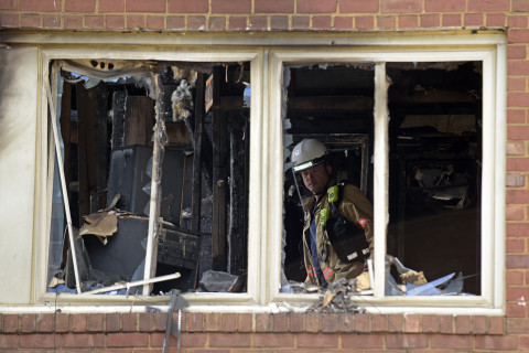 More than $600K raised for victims of Silver Spring apartment fire