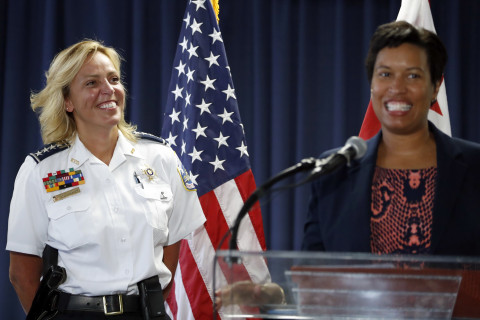 What to expect in the search for DC's next police chief