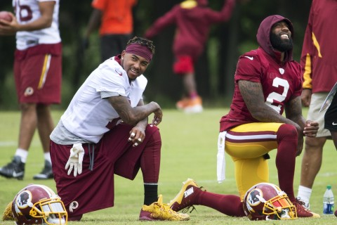 Redskins' Hall: Secondary is best I've been around
