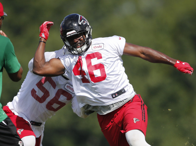 Green apologizes to Falcons, contends he'll be exonerated