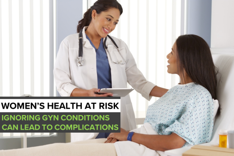 Delaying Treatment for Common GYN Conditions Puts Women's Reproductive Health at Risk