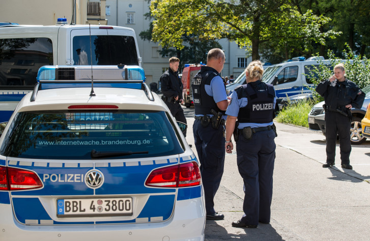 German police arrest man suspected of planning attack